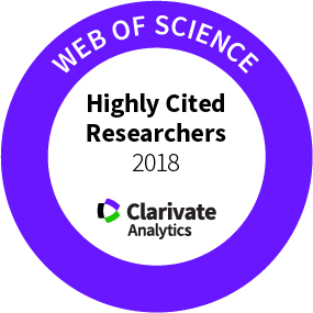 Highly-Cited Researcher